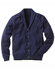& Brand Mighty Shawl Collar Cardigan