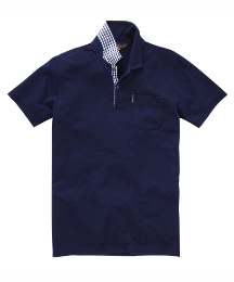 Ben Sherman Mighty Gingham Trim Polo