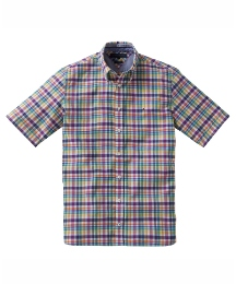 Tommy Hilfiger Mighty Checked Shirt