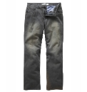 Weird Fish Tall Grey Denim Jeans 38in