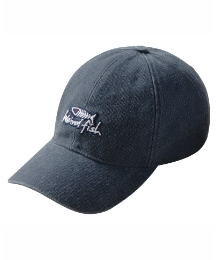 Weird Fish Embroidered Cap
