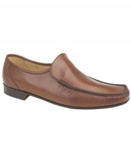 Barker Leather Moccasin Formal Shoe