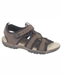 Camel Active Leather Sandal