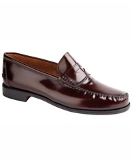 Magnus Leather Loafer Shoe
