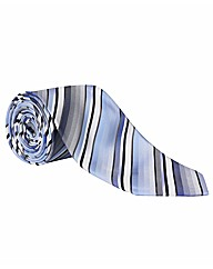 Italian Classics Striped Silk Tie