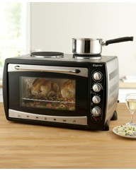 42 Litre Oven And Hot Plates