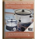 Slow Cooking Made Simple Cookbook