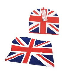Cool Britannia Tea Cosy&Tea Towel Set