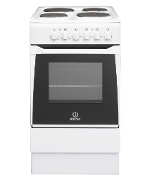 Indesit 50cm Electric Single Oven Cooker
