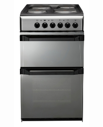 Indesit 50cm Electric Twin Oven