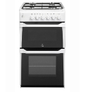 Indesit 5Ocm Gas Twin Cavity Oven