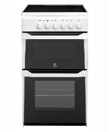 Indesit 50cm Ceramic Electric Oven