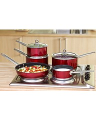 Morphy Richards Accents 5 Piece Pan Set