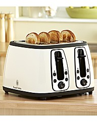 Russell Hobbs Heritage 4 Slice Toaster