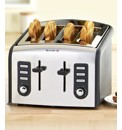 Breville Stainless Steel 4 Slice Toaster