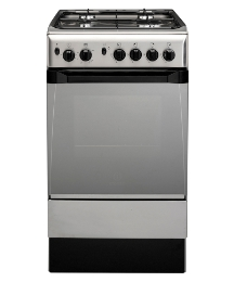 Indesit 60cm Duel Fuel Single Oven