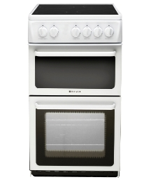 Hotpoint 50cm Ceramic Twin Cavity + Inst