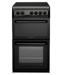Hotpoint 50cm Ceramic Twin Cavity