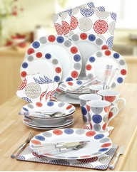 Dotty Dinnerware