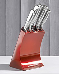 Morphy Richards Accents Knife Block