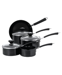 Prestige 5 Piece Pan Set