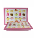 Cupcakes Laptray