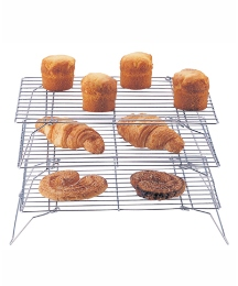 Chrome 3 Tier Cake Cooling Rack