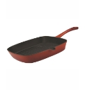 Cast Iron 24cm Grill Pan