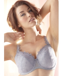 Naturally Close Embroidered Bra