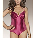 Splendour Satin and Mesh Bodyshaper