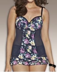 Simply Yours Underwired Floral Babydoll
