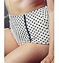 Gok Wan High Waisted Briefs