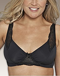 After Eden Underwired Semi Padded Bra