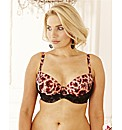 Gossard On The Prowl Animal Print Bra