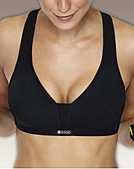 Shock Absorber Plunge Sports Bra
