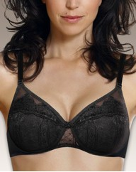Playtex Tonique Contour Decorated Bra