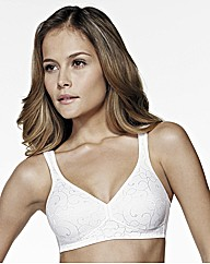 Triumph Elegant Cotton Non-Wired Bra