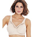 Bestform Nude Cotton Comfort Bra
