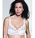 Playtex Sophisticated Tulle & Micro Bra