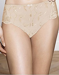 Playtex Sophisticated Tulle Micro Brief