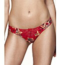 Gossard Oriental Bloom Thong