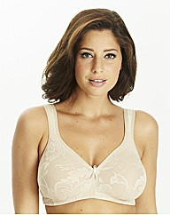 Lunaire Nude Non-Wired Bra