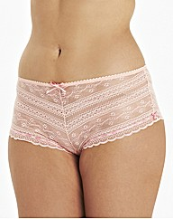 Tutti Rouge Liliana Lace Short
