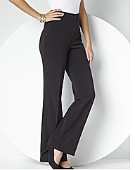MAGISCULPT Bootcut Trousers Length 34in