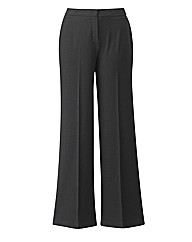 MAGIFIT Palazzo Trousers Length 33in