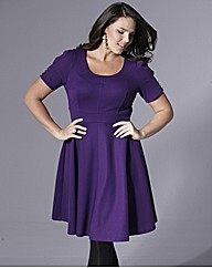 Glamorosa Dress Voluptuous Fit E-GG