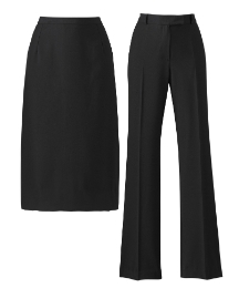 Pack of Trousers and Skirt