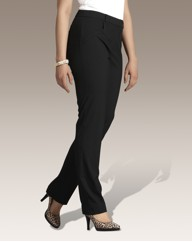 Simply WOW Slim Leg Trousers Length 30in