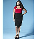 Glamorosa Dress Very Voluptuous Fit H-K