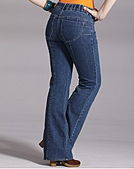 Simply WOW Bootcut Jeans Length 28in